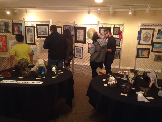 44th annual collin county adult art show